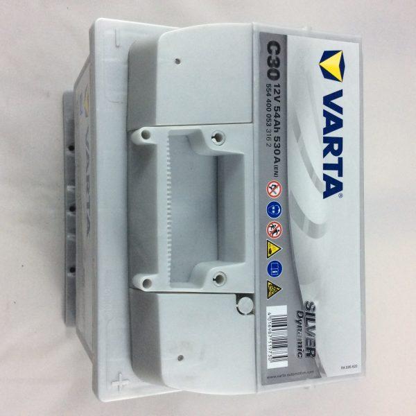 BATERIA VARTA 12V 54AH 530A(EN) C30