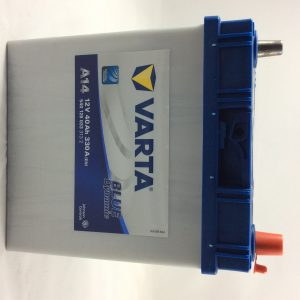 ATTERIA VARTA 12V 40AH 330A(EN) A14