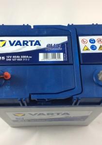 BATTERIA VARTA 12V 40AH 330A(EN) A15