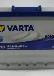 BATTERIA VARTA 12V 44Ah 440A(EN) B18