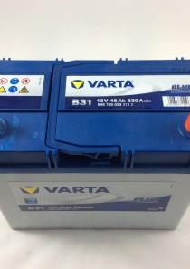 BATTERIA VARTA 12V 45AH 330A(EN) B31