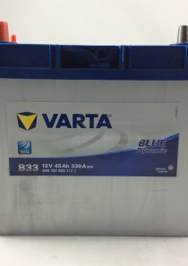 BATTERIA VARTA 12V 45AH 330A(EN) B33