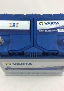 BATTERIA VARTA 12V 70AH 630A(EN) E23