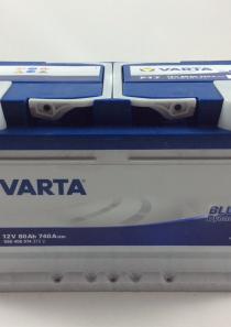 BATTERIA VARTA 12V 80AH 740A(EN) F17