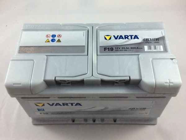BATTERIA VARTA 12V 85AH 800A(EN) F19-