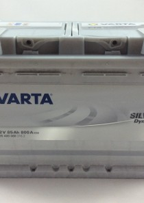 BATTERIA VARTA 12V 85AH 800A(EN) F19
