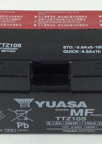 BATTERIA MOTO-SCOOTER 12V 8.6AH TTZ10S