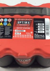 BATTERIA OPTIMA 12V 50AH 815A(EN) RTF4.2