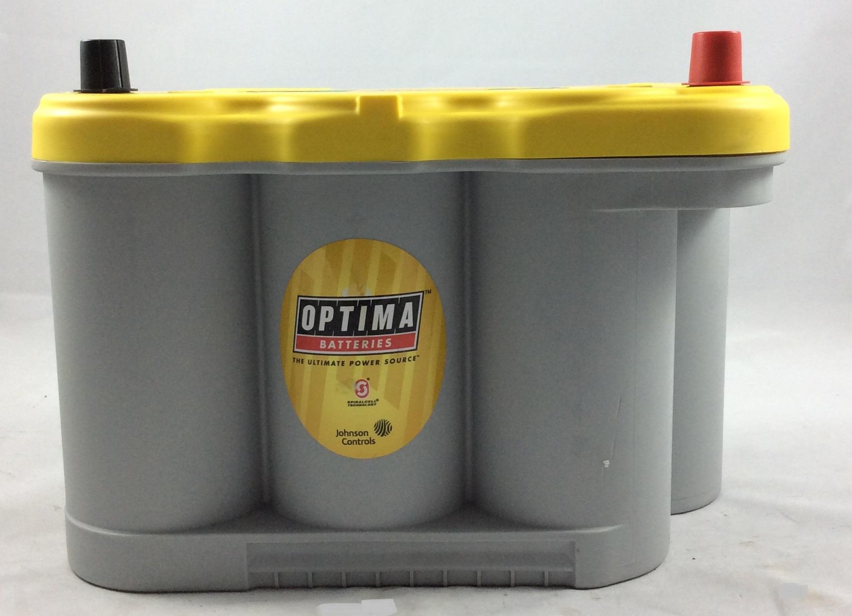 BATTERIA OPTIMA 12V 66AH 845A(EN) YTR5.0