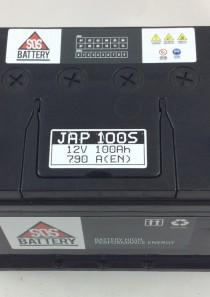 BATTERIA SOS BATTERY 12V 100AH 790A(EN) JAP100S