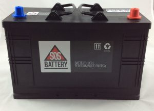 BATTERIA SOS BATTERY 12V 115AH 880A(EN) 6G8DP