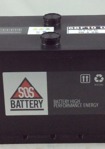 BATTERIA SOS BATTERY 12V 120AH 940A(N) 6BF10D