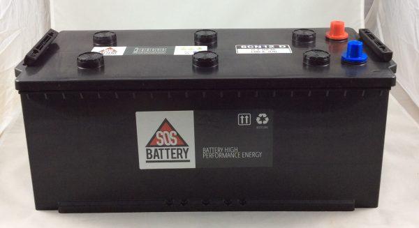 BATTERIA SOS BATTERY 12V 160AH 1100A(EN) 6CN12D