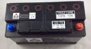 BATTERIA TRAZIONE LEGGERA 12V 105AH 105TR