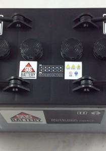 BATTERIA TRAZIONE LEGGERA 12V 130AH 6TR7/TL