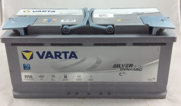 BATTERIA VARTA 12V 105AH 950A(EN) H15