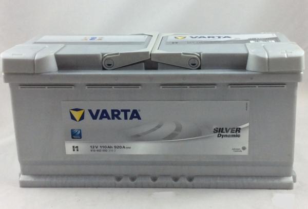 BATTERIA VARTA 12V 110AH 920A(EN) I1