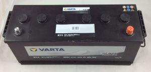 BATTERIA VARTA 12V 143AH 900A(EN) K11