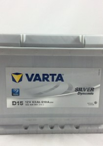 BATTERIA VARTA 12V 36AH 610A(EN) D15