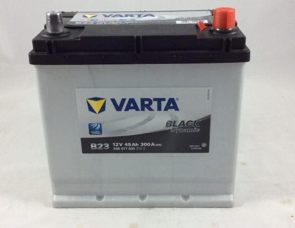 BATTERIA VARTA 12V 45AH 300A(EN) B23
