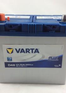 BATTERIA VARTA 12V 60AH 540A(EN) D48