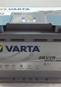 BATTERIA VARTA START E STOP 12V 60AH 680A(EN) D52