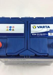 BATTERIA VARTA 12V 70AH 630A(EN) E24