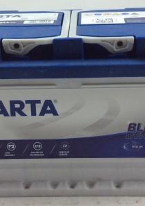 BATTERIA VARTA START E STOP 12V 75AH 730A(EN) E46