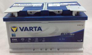 BATTERIA VARTA 12V 75AH 730A(EN) E46