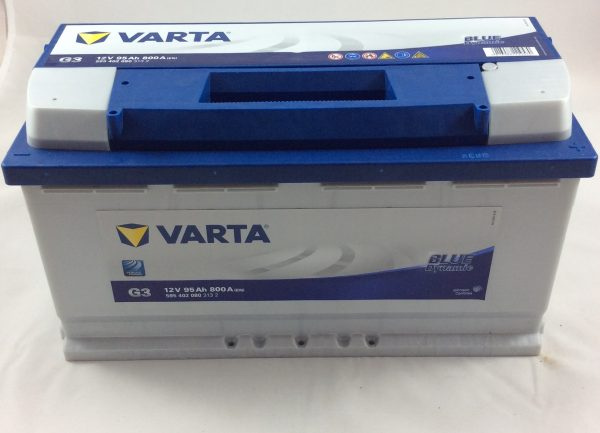BATTERIA VARTA 12V 95AH 800A(EN) G3