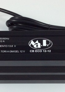 CARICABATTERIE MANTENITORE CB ECO 12-12 (12V 12AH)