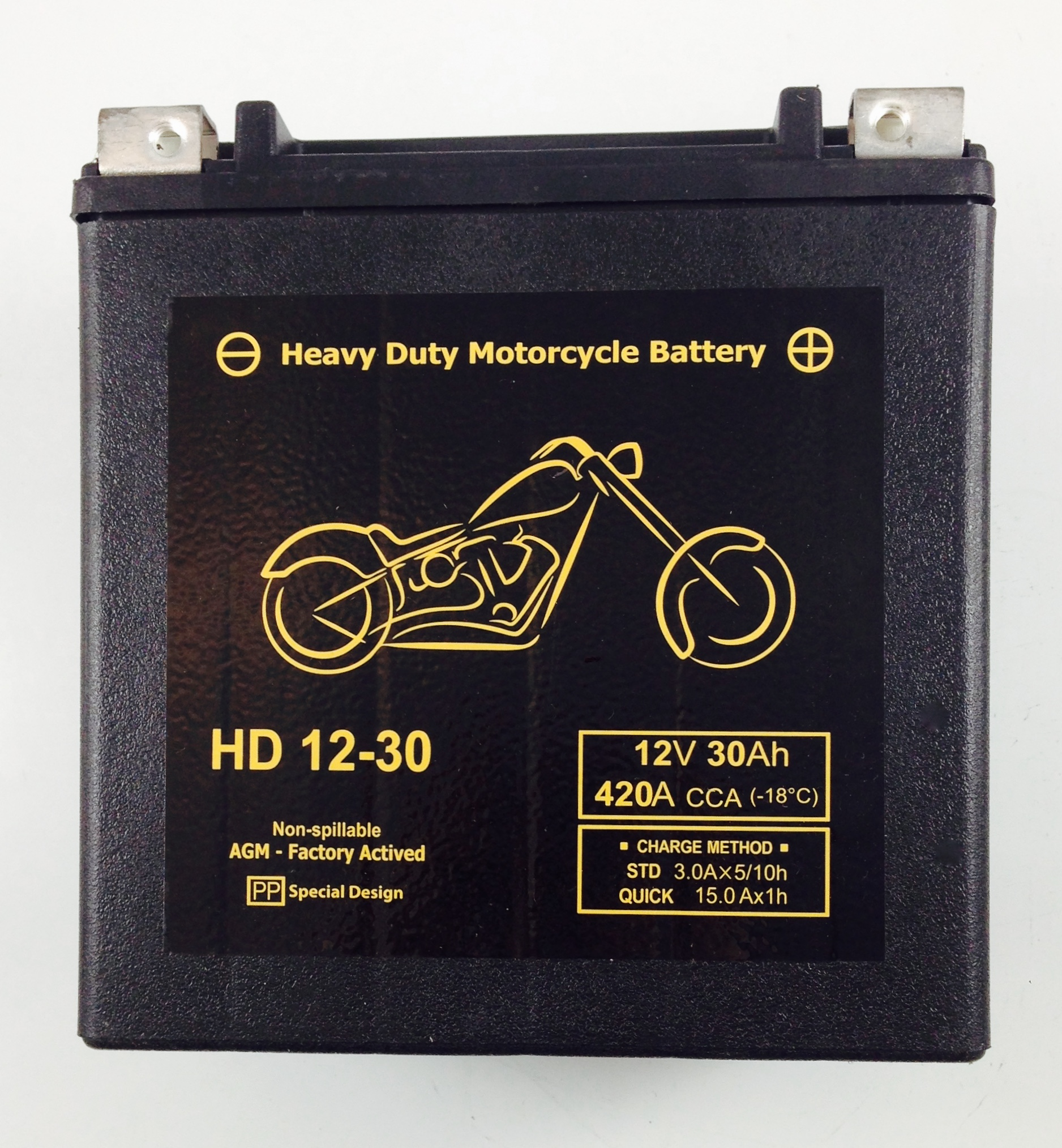 harley davidson batteria