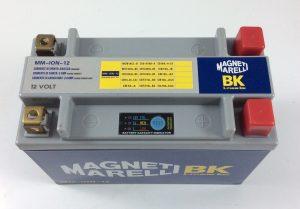 BATTERIA MOTO/SCOOTER LITIO MAGNETI MARELLI 12V 380A(EN) ION-12