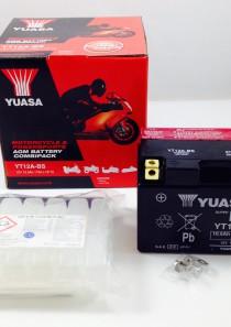BATTERIA MOTO-SCOOTER YUASA 12V 10AH YT12A-BS SIGILLATA