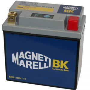 BATTERIA MOTO/SCOOTER LITIO MAGNETI MARELLI 12V 260A(EN) ION-11