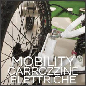 MOBILITY E CARROZZINE ELETTRICHE
