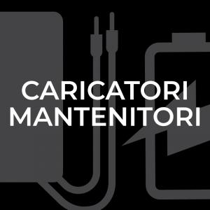 CARICABATTERIE/MANTENITORI